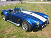 1962 Shelby Cobra Overview