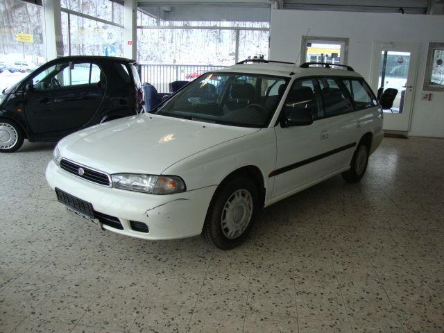 Subaru Legacy Wagon 1996. girlfriend 1995 Subaru Legacy