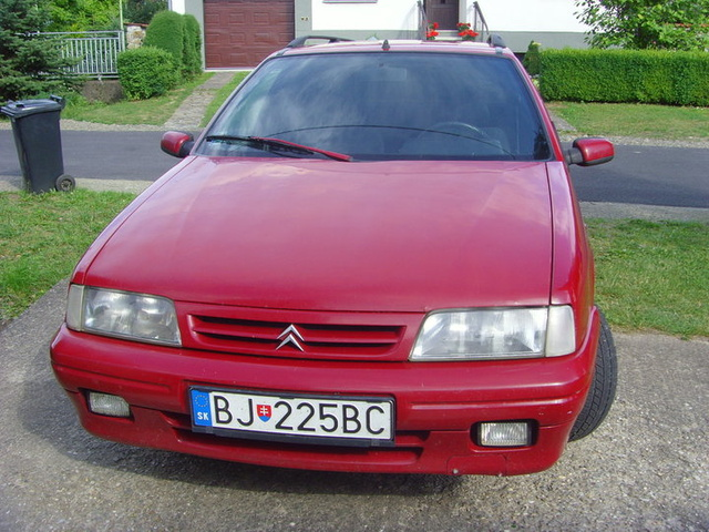 Picture of 1997 Citroen ZX