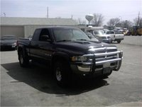 1998 Dodge Ram Pickup 1500 4 Dr Laramie SLT Extended Cab SB, one day bored at school, exterior