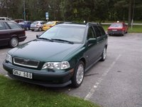 2000 Volvo V40 Turbo Wagon, Ny bilen Volvo v40 T4 1998, exterior