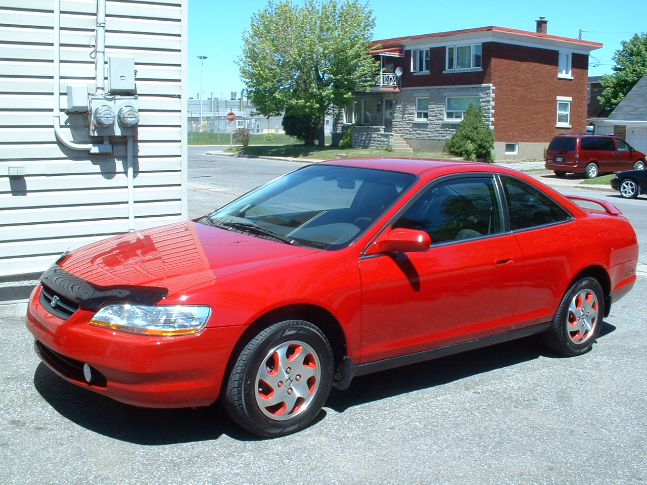 Picture of 1998 Honda Accord LX Coupe