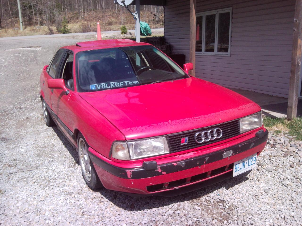 1990 Audi 90 - Overview - CarGurus