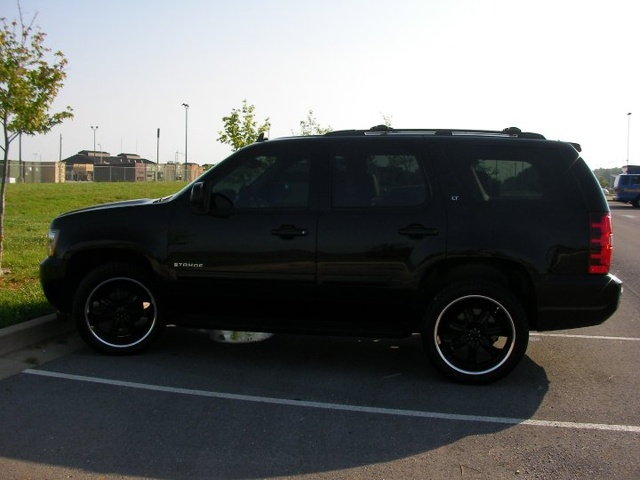 Picture of 2008 Chevrolet Tahoe LT RWD, exterior, gallery_worthy