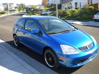 Picture of 2003 Honda Civic Coupe Si Hatchback, exterior