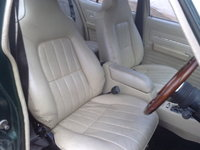1977 Holden Kingswood, Like a Cadillac... only better!, interior