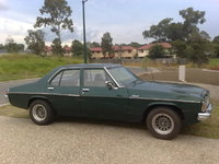 1977 Holden Kingswood, 33 years, and every blemish, has a story behind it., exterior