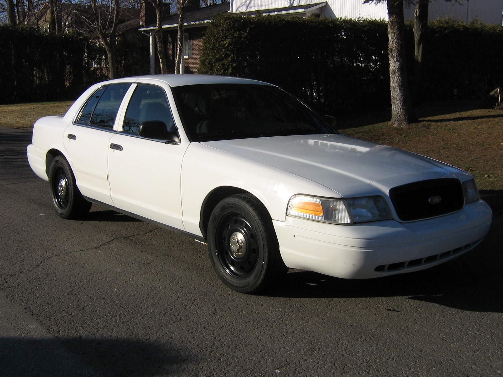 Of course, certain makes and models are more resilient than others and the Crown  Vic is known for its reliability.