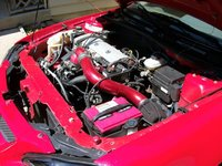 Picture of 2001 Pontiac Grand Am SE, engine