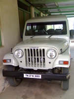 2002 Mahindra Scorpio Overview
