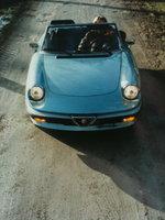 1981 Alfa Romeo Spider Overview