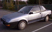 1983 Nissan Pulsar Overview