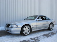 Picture of 2001 Mercedes-Benz SL-Class, exterior