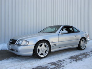 Picture of 2001 Mercedes-Benz SL-Class