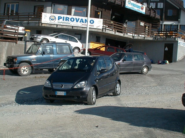 Picture of 1999 Mercedes-Benz A-Class