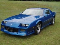 Chevrolet Camaro Questions I Have A 1992 Camaroe With A