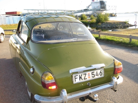 Picture of 1972 Saab 96