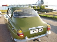 1972 Saab 96 Overview