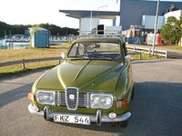 Picture of 1972 Saab 96, exterior