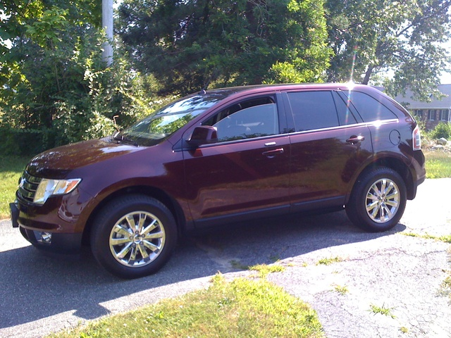 Image de 2010 Ford Edge SEL AWD