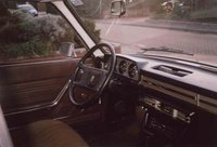 Picture of 1979 Peugeot 504, interior
