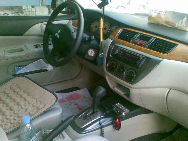 Picture of 2010 Mitsubishi Lancer, interior, gallery_worthy