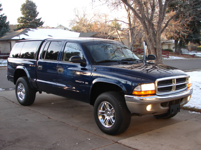 2001 Dodge Dakota 2 Dr SLT Extended Cab SB picture