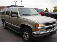 1999 Chevrolet Tahoe Picture Gallery