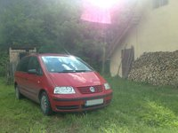 2003 Volkswagen Sharan Overview