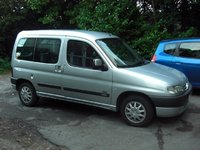 2002 Citroen Berlingo, Freshly cleaned and waxed., exterior