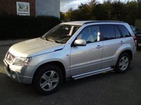 2007 Suzuki Grand Vitara Overview