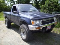 1991 Toyota Pickup 2 Dr Deluxe 4WD Standard Cab SB picture, exterior