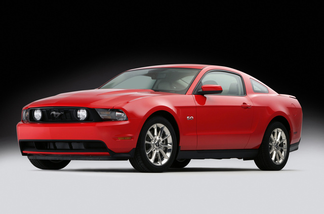 Picture of 2011 Ford Mustang GT