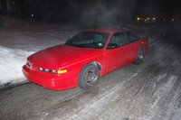 1996 Oldsmobile Cutlass Supreme 2 Dr SL Coupe, this is the my olds i was talking about, exterior