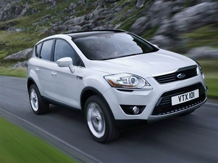 Picture of 2008 Ford Kuga, exterior