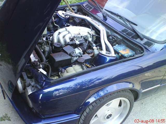 Picture of 1989 BMW 3 Series 325is, engine