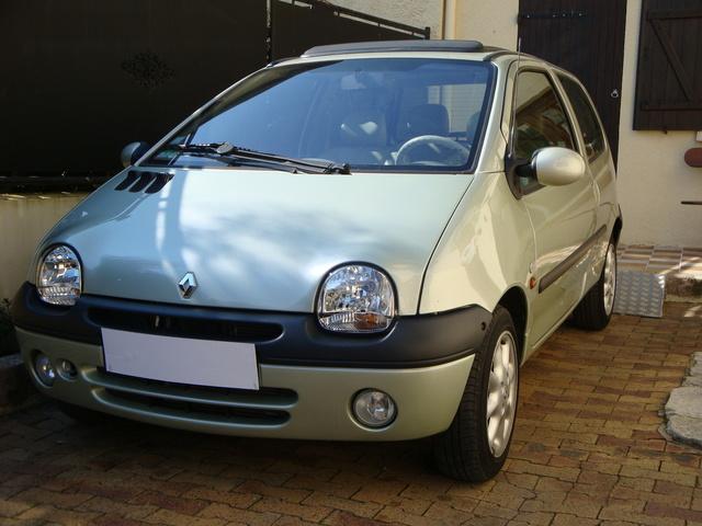 2001 Renault twingo - Car Photo and Specs