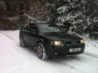 2003 Audi Allroad Quattro 4 Dr Turbo AWD Wagon, After much consideration Henry advised that we should risk the back lanes as it was more of a challenge., exterior
