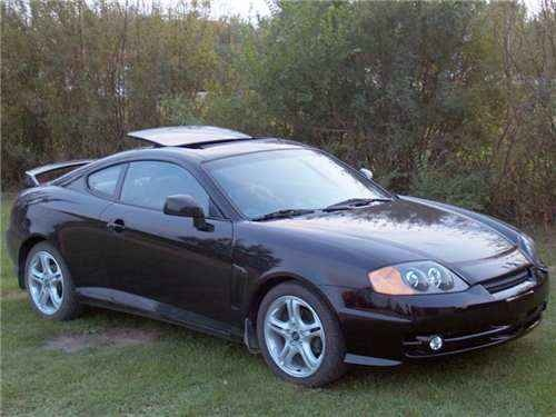 Picture of 2003 Hyundai Tiburon GT V6