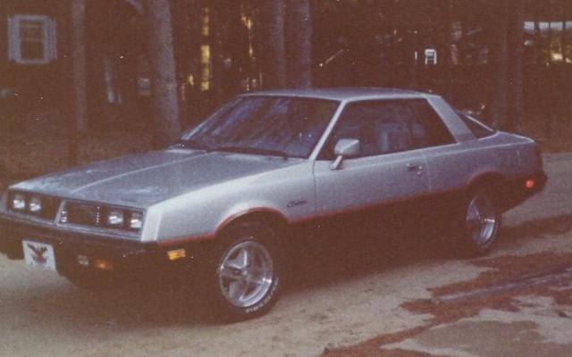 1980 Dodge Challenger 2.6L 5-Speed Best small car I ever owned., exterior, gallery_worthy