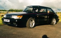 Picture of 1990 Saab 900 2 Dr Turbo Hatchback, exterior