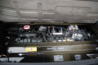 2009 smart fortwo passion picture, engine