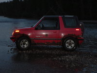 Picture of 1992 Geo Tracker 2 Dr STD 4WD Convertible, exterior, gallery_worthy