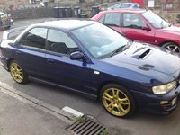 2001 Subaru Impreza Overview