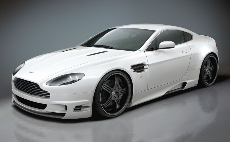 2009 Aston Martin V8 Vantage Test Drive Review Cargurus