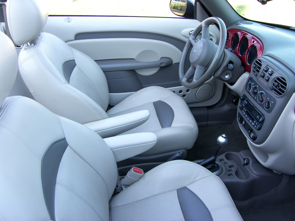 2005 Chrysler Pt Cruiser Pictures Cargurus