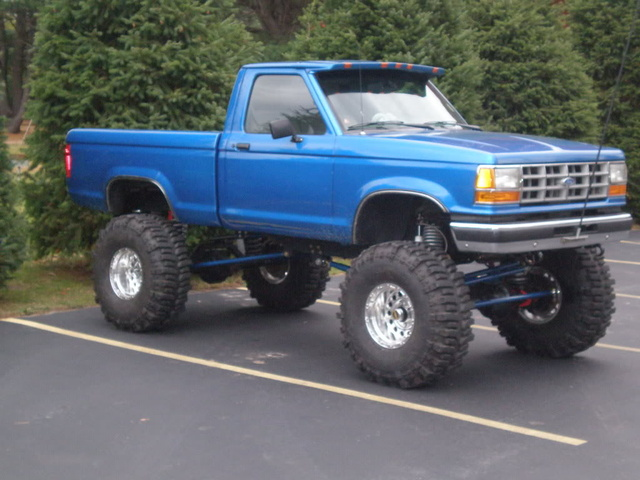 Picture of 1990 Ford Ranger