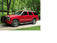 Picture of 2002 Chevrolet Blazer 4 Door LS, exterior