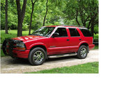 Picture of 2002 Chevrolet Blazer 4 Dr LS SUV, exterior