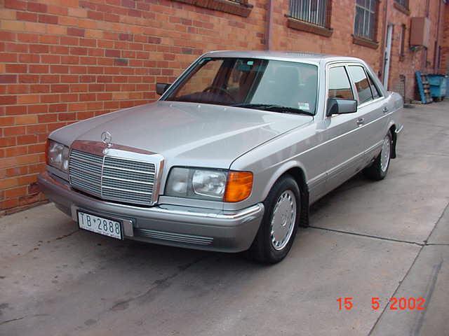 1989 Mercedes Benz 300 Class Pictures Cargurus